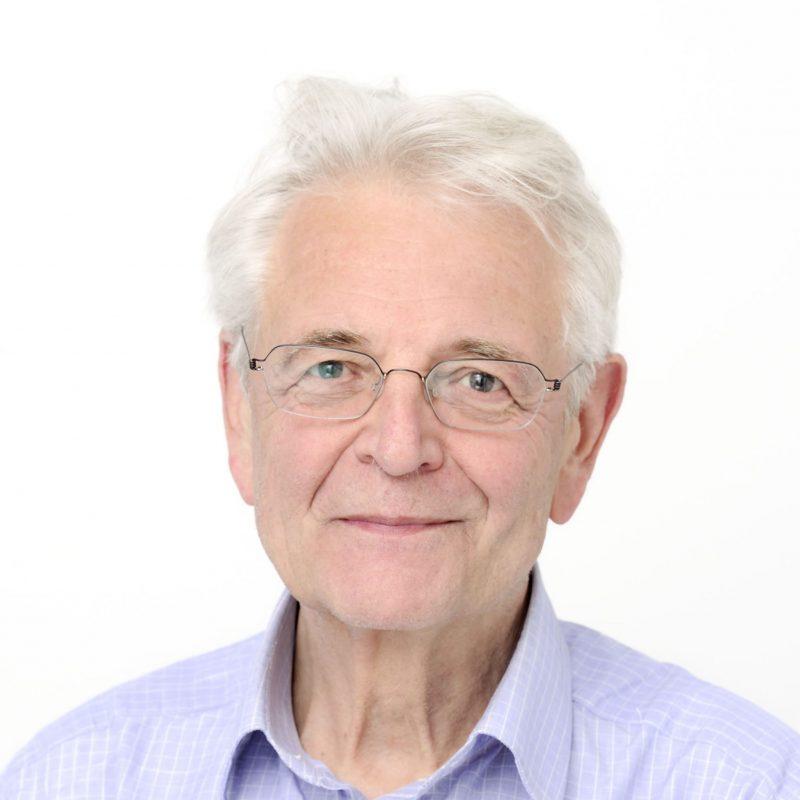 Portrait von Dr. med. Dieter Kronski, angestellter Arzt